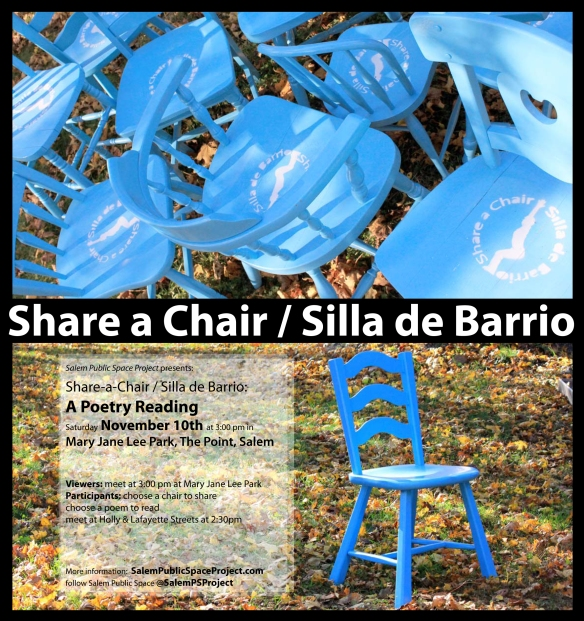 Share a Chair PromoPoster.ai