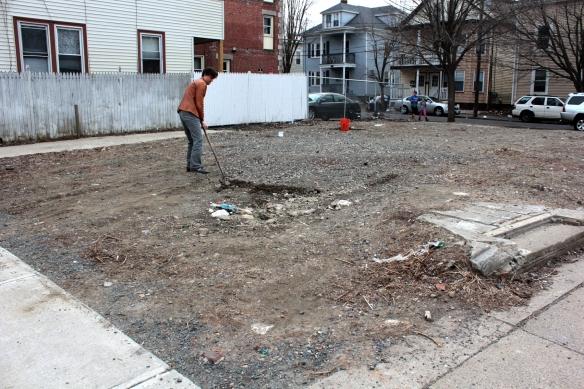 Digging for Samples