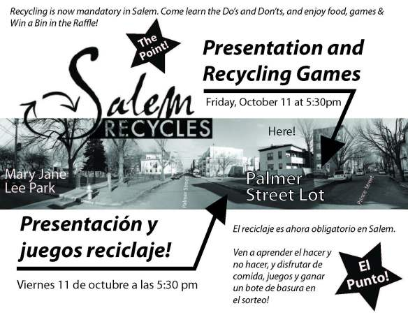 Salem Recycles Flyer 01