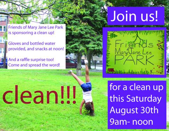 MJLP Clean Up Day